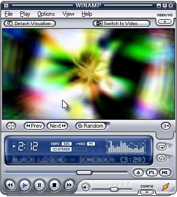 Winamp 5.52 Pro + Dfx 8.350